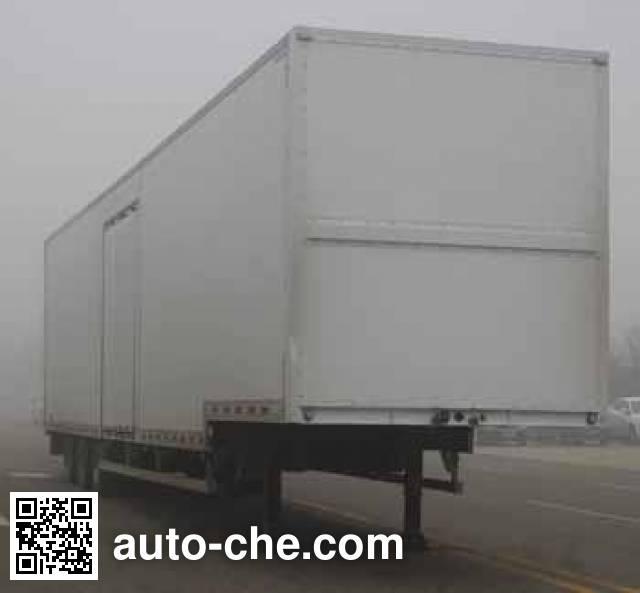 Полуприцеп фургон Wuyue TAZ9404XXYA