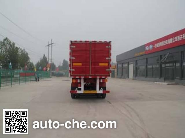 Lushen Auto полуприцеп фургон ZLS9401XXY