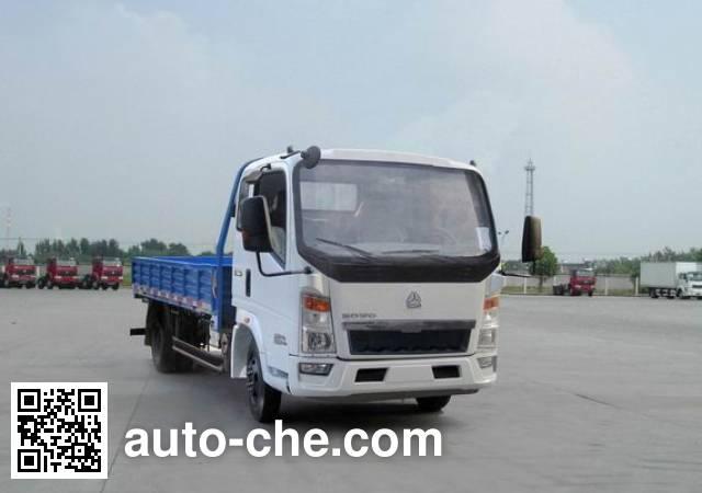 Бортовой грузовик Sinotruk Howo ZZ1047D3614D145