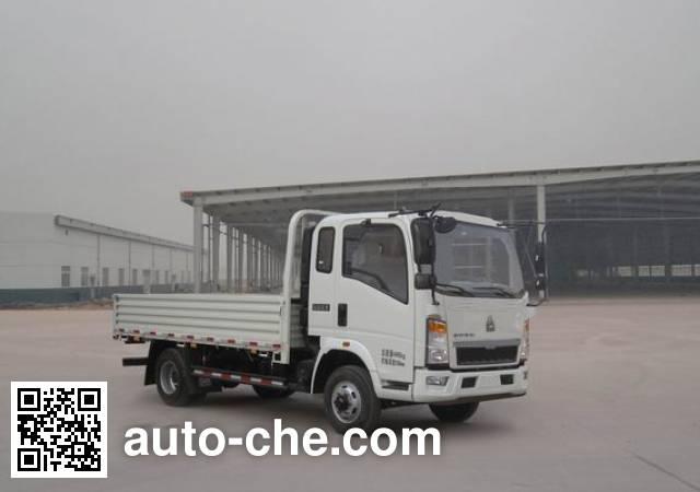 Бортовой грузовик Sinotruk Howo ZZ1047F3315E138