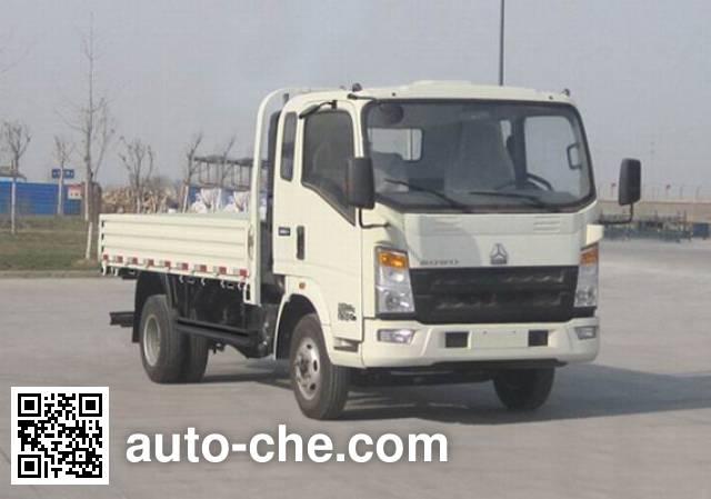 Бортовой грузовик Sinotruk Howo ZZ1047F341CE145