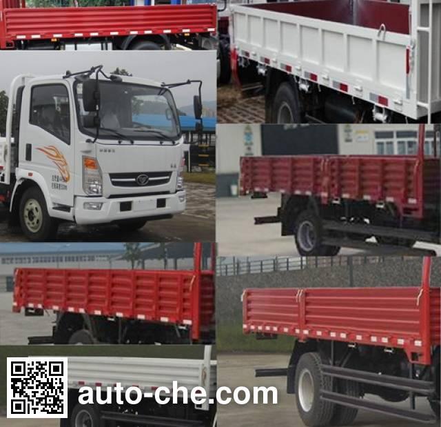 Homan бортовой грузовик ZZ1048E17EB0