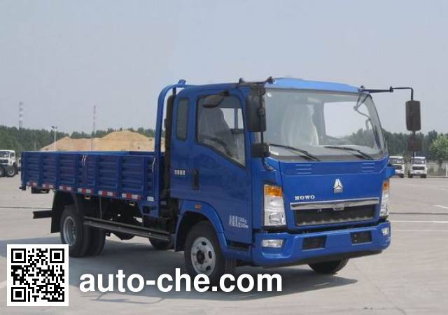 Бортовой грузовик Sinotruk Howo ZZ1077D3414D174