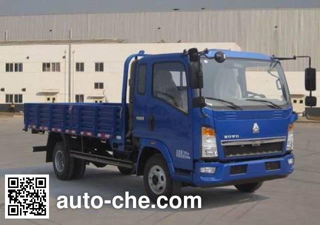 Бортовой грузовик Sinotruk Howo ZZ1087D3414D183