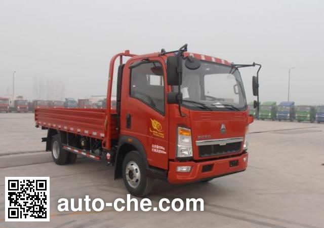 Бортовой грузовик Sinotruk Howo ZZ1087F3315E183