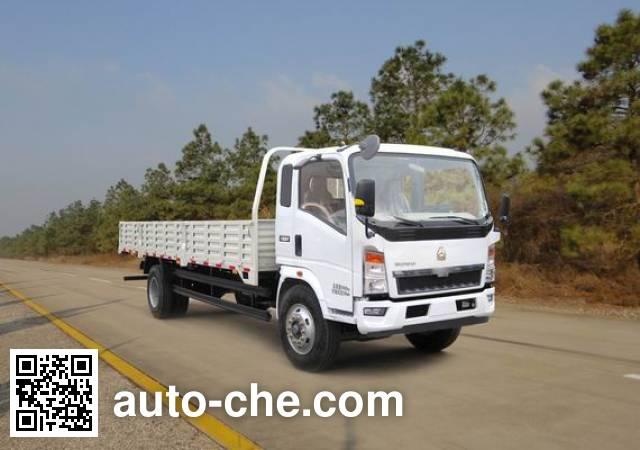Бортовой грузовик Sinotruk Howo ZZ1107D3815D1