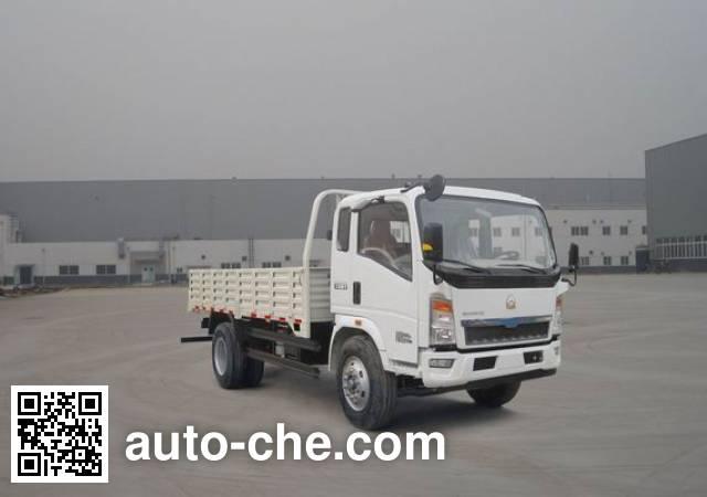Бортовой грузовик Sinotruk Howo ZZ1107G3415D1