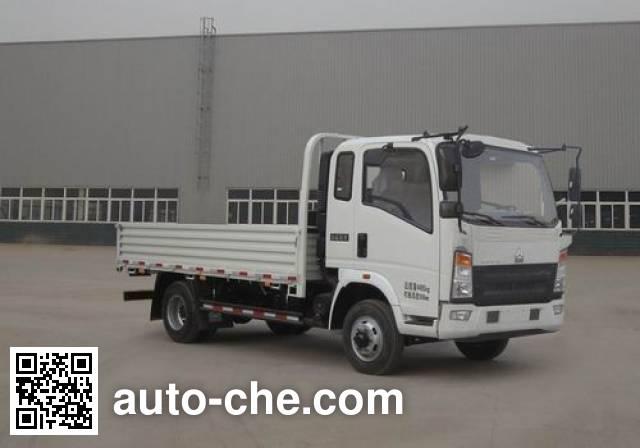 Бортовой грузовик Sinotruk Howo ZZ1087G381CE183