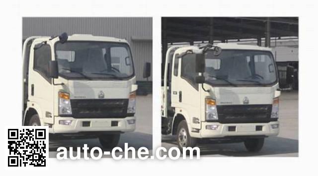 Sinotruk Howo грузовик с краном-манипулятором (КМУ) ZZ5167JSQG451CE1