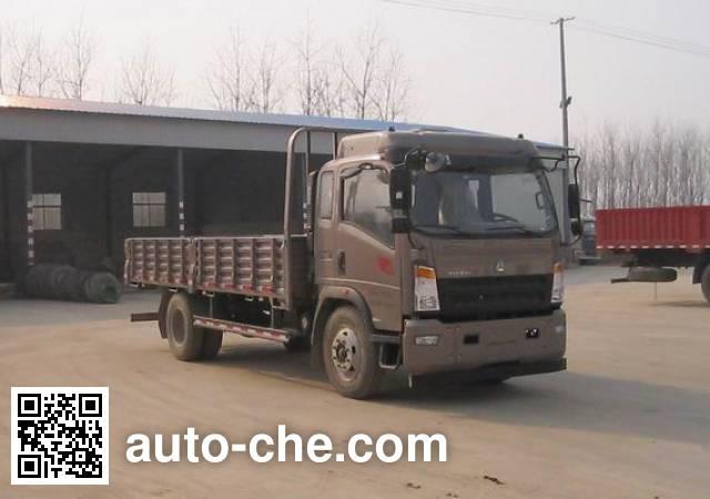 Бортовой грузовик Sinotruk Howo ZZ1167G451CE1