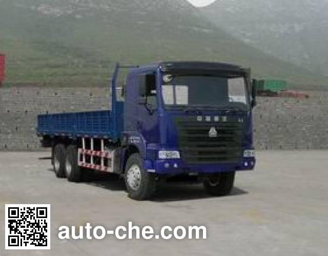 Бортовой грузовик Sinotruk Hania ZZ1255M3845C1