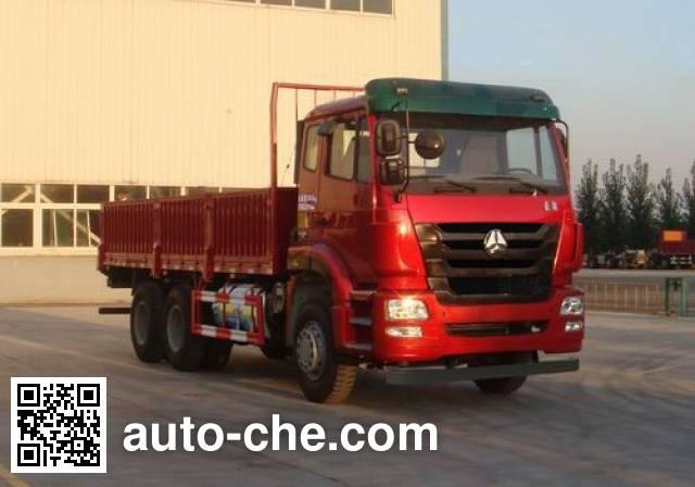 Бортовой грузовик Sinotruk Hohan ZZ1255N4046D1L