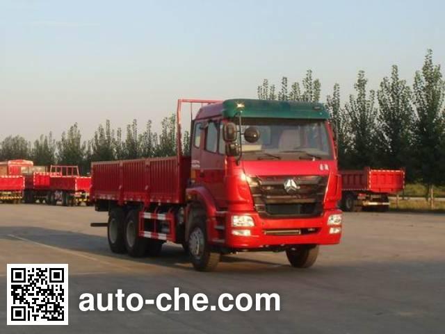 Бортовой грузовик Sinotruk Hohan ZZ1255N4346D1