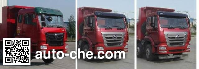Sinotruk Hohan самосвал ZZ3315N3266D1