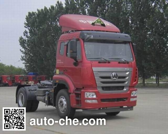 Седельный тягач для перевозки опасных грузов Sinotruk Hohan ZZ4185N3616E1W