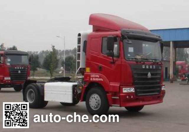 Sinotruk Hania седельный тягач контейнеровоз ZZ4185N3815C1CZ