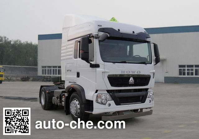 Седельный тягач для перевозки опасных грузов Sinotruk Howo ZZ4187N361GE1W