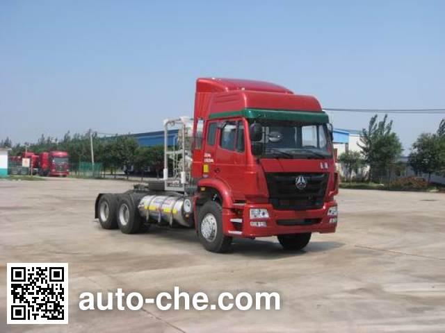 Седельный тягач Sinotruk Hohan ZZ4255N3846D1LB