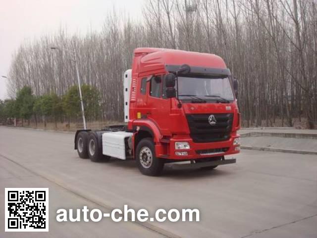 Седельный тягач Sinotruk Hohan ZZ4255N3846E1C
