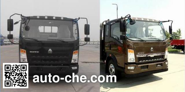 Sinotruk Howo грузовик с плоской платформой ZZ5047TPBF341CE145