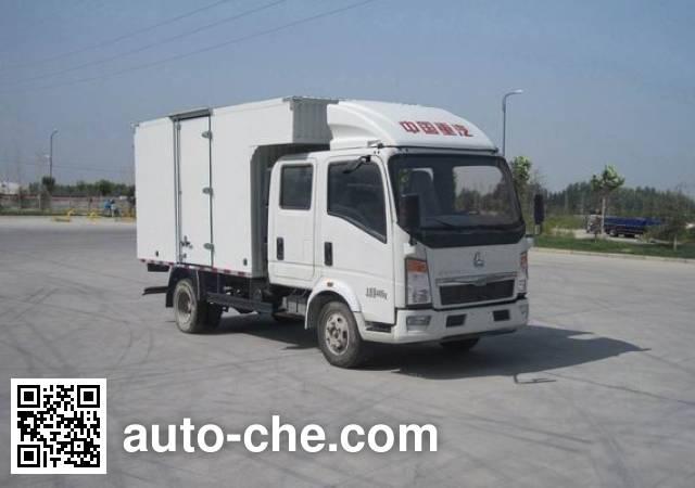 Фургон (автофургон) Sinotruk Howo ZZ5047XXYC2813D5Y45
