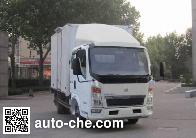 Фургон (автофургон) Sinotruk Howo ZZ5047XXYC2814D143