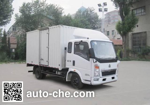 Фургон (автофургон) Sinotruk Howo ZZ5047XXYC3413D143