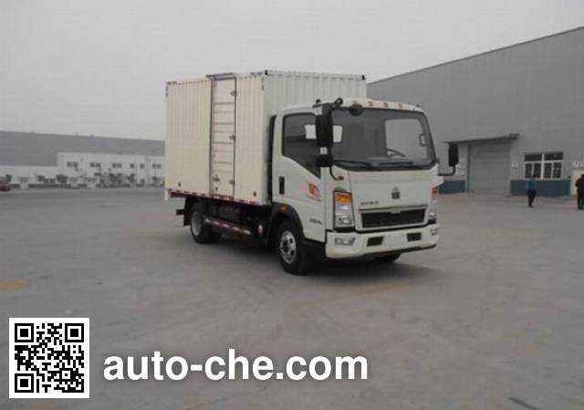 Фургон (автофургон) Sinotruk Howo ZZ5047XXYD3415E145C