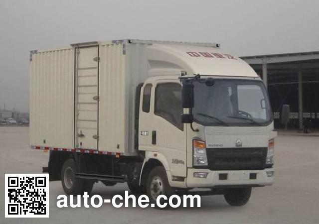 Фургон (автофургон) Sinotruk Howo ZZ5067XXYF341BD165