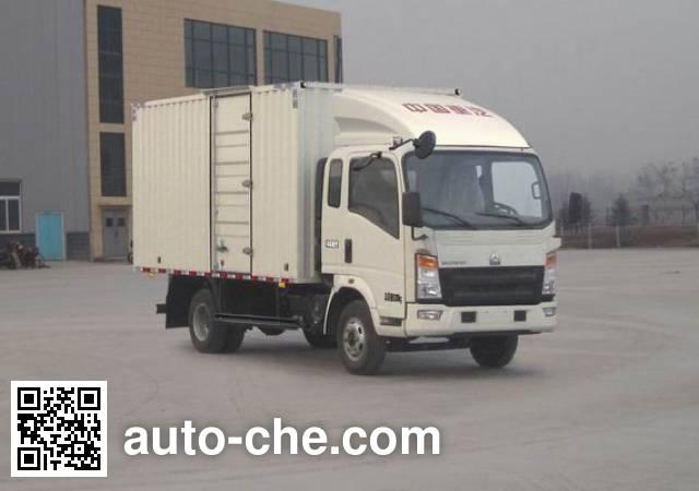 Фургон (автофургон) Sinotruk Howo ZZ5067XXYF341CD165
