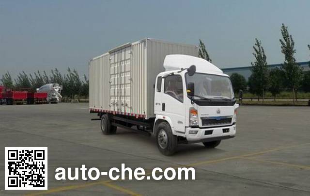 Фургон (автофургон) Sinotruk Howo ZZ5107XXYD3815D1