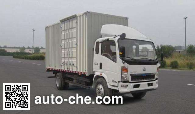 Фургон (автофургон) Sinotruk Howo ZZ5107XXYG3615D1