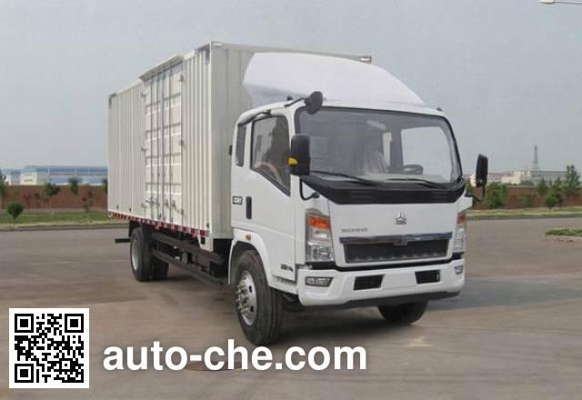 Фургон (автофургон) Sinotruk Howo ZZ5107XXYG4515D1