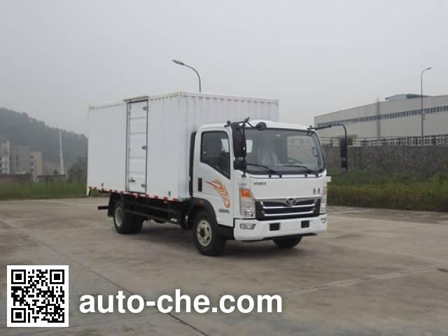 Фургон (автофургон) Homan ZZ5108XXYF17EB1