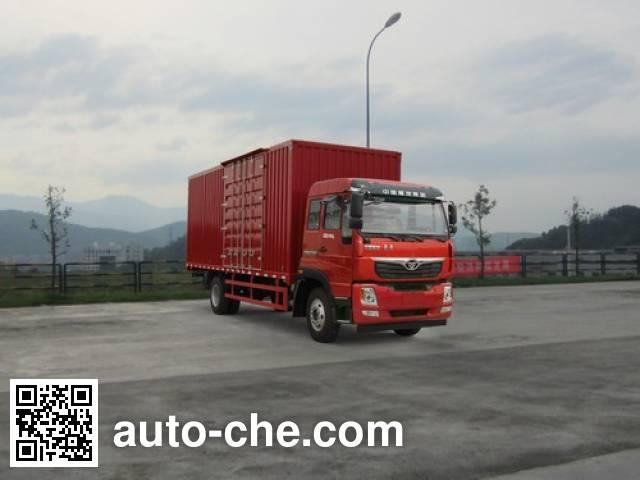 Фургон (автофургон) Homan ZZ5118XXYF10EB0