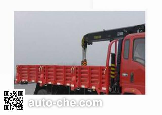 Sinotruk Howo грузовик с краном-манипулятором (КМУ) ZZ5127JSQG451CD1