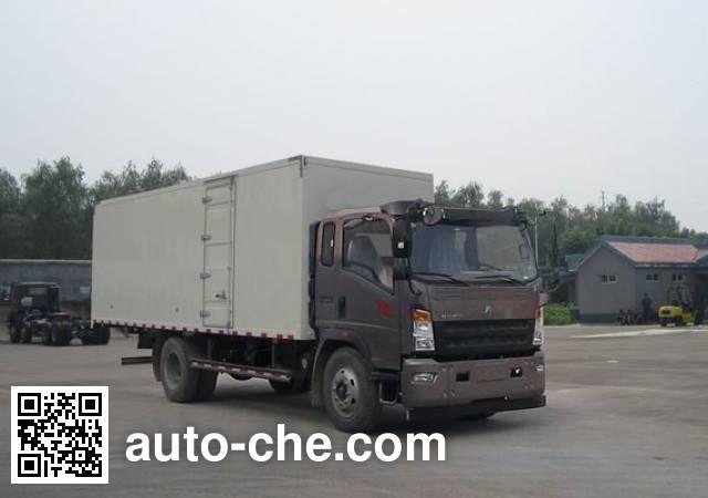 Фургон (автофургон) Sinotruk Howo ZZ5147XXYG381CE1