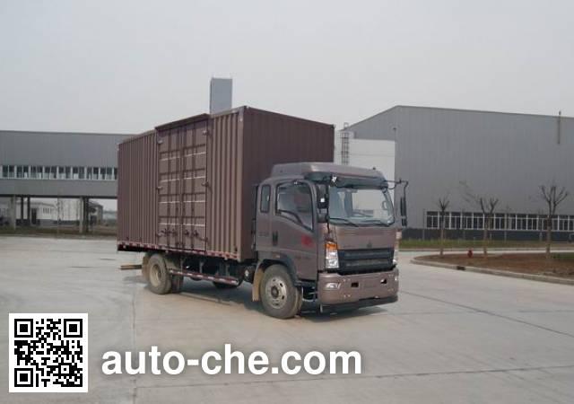 Фургон (автофургон) Sinotruk Howo ZZ5147XXYG421CE1