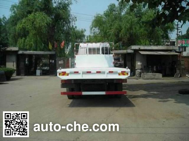 Huanghe грузовик с плоской платформой ZZ5164TPBG4715C1