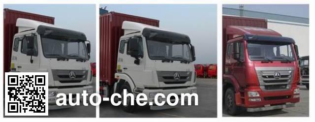 Sinotruk Hohan фургон (автофургон) ZZ5125XXYG5113E1