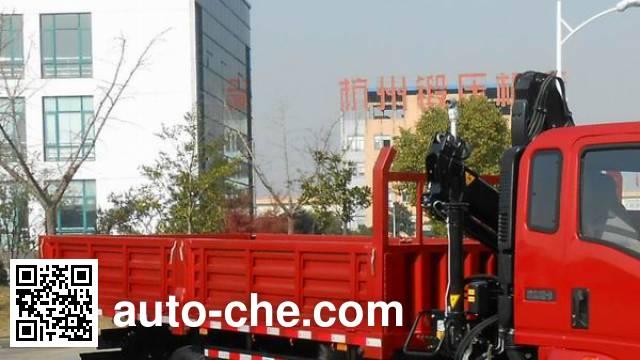 Sinotruk Howo грузовик с краном-манипулятором (КМУ) ZZ5107JSQG421CE1