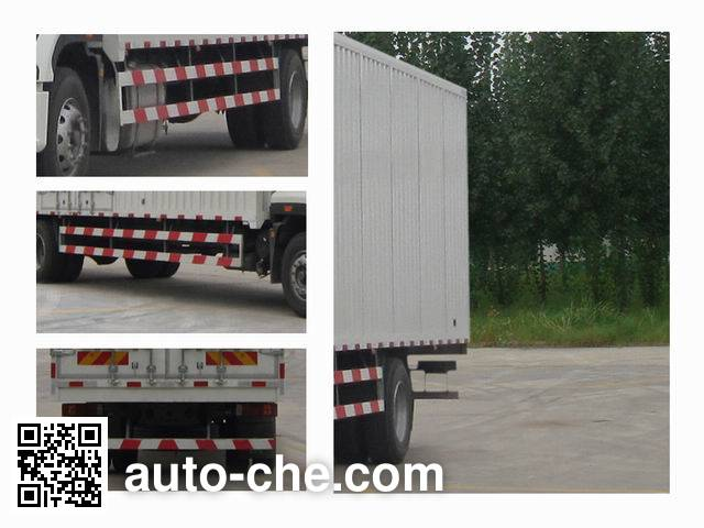 Sinotruk Hohan фургон (автофургон) ZZ5185XXYH7113E1