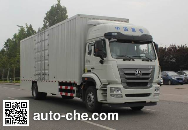 Фургон (автофургон) Sinotruk Hohan ZZ5185XXYN7113E1H