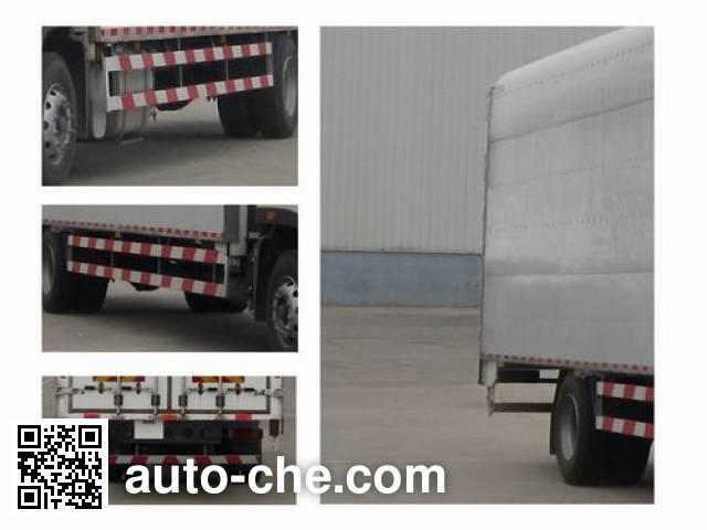 Sinotruk Hohan автофургон с подъемными бортами (фургон-бабочка) ZZ5185XYKH7113E1