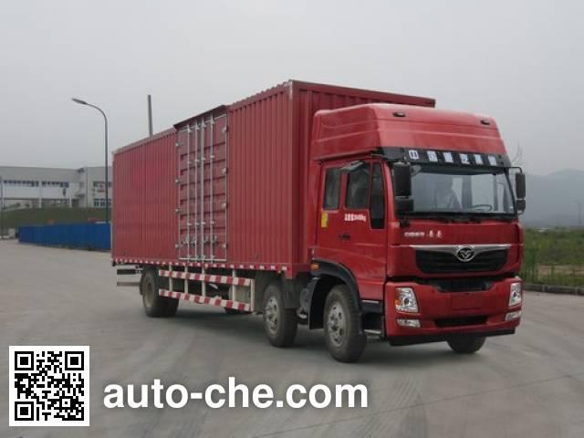 Фургон (автофургон) Homan ZZ5208XXYKC0EB0
