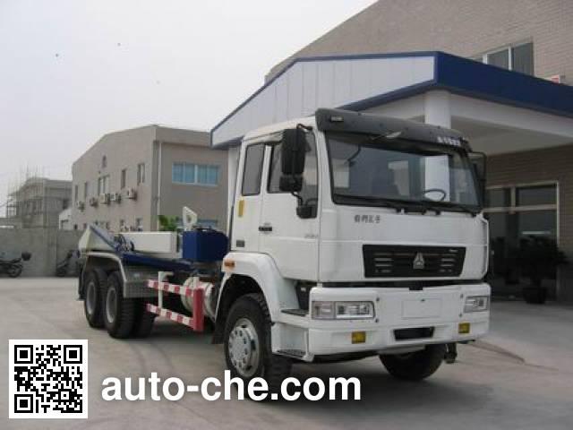 Грузовой автомобиль для перевозки сухих строительных смесей Sida Steyr ZZ5251GHSM4641W