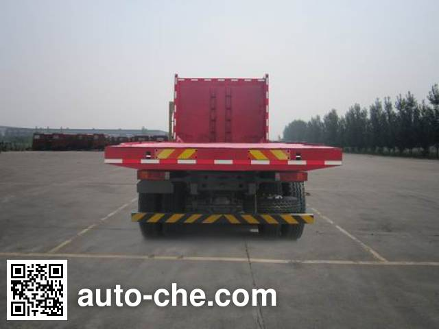 Sinotruk Hohan грузовик с плоской платформой ZZ5255TPBM4046D1
