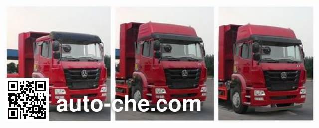 Sinotruk Hohan грузовик с плоской платформой ZZ5255TPBM4346D1