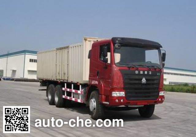 Sinotruk Hania фургон (автофургон) ZZ5255XXYM4645C