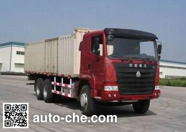Фургон (автофургон) Sinotruk Hania ZZ5255XXYN4645C